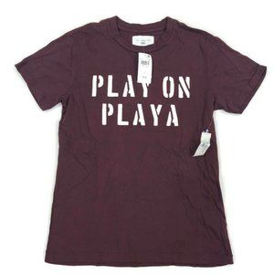 Sol Angeles Mens Graphic T Shirt Play On Playa